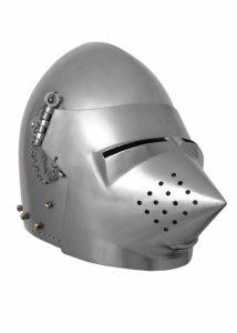 Hondekop - Varkenssnuit Helm ca. 1390 in S, M en L.