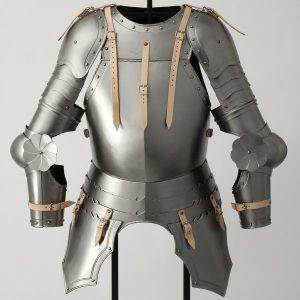 Gotisch harnas omstreeks 1450