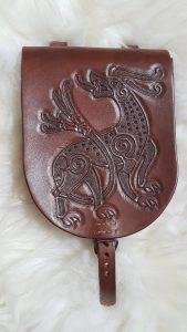 Viking Tas Handgemaakt