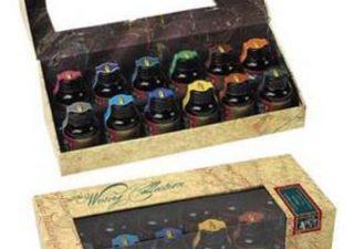Kalligrafie Inktpotten 12 stuks
