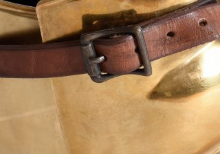 Griekse borst en rug kuras