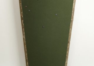 Battle Ready Infanterie Schild 13e-15e eeuws 80 - 130 cm