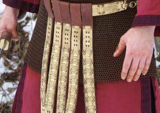 Balteus, Römischer Legionärs Gürtel