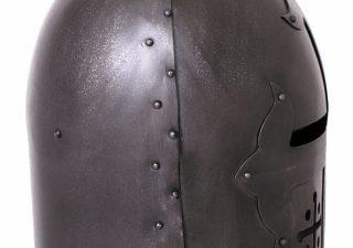 Großer Helm 'William de Staunton', 1326 n. Chr.