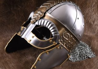 Anglo-Saxische Beowulf Helm