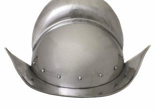 Duitse Morion Helm 16e eeuws