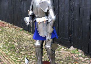 Mittelalter Ritter Rustung complet