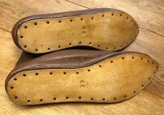 Anglo Saxen Schuhe 0900-1200 anbietung mass 44