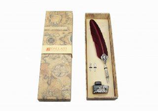 Kalligrafie set Draken Bord.rood