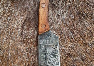 Keltischer Langmesser