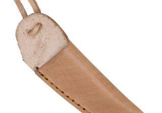 Mittelaltermesser mit Hulle