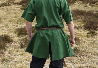 Middeleeuws Tuniek in Groen