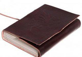 Notitieboekje met Griffioen
