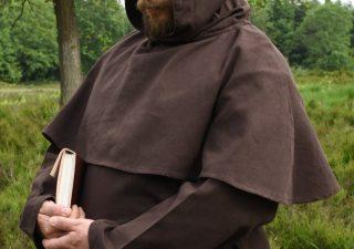 Monnik Pij Bruin
