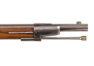 Replika Oostenrijkse Lorenz Musket Geweer uit 1854 met Perkussie slot