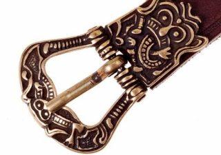 Viking Birka Riem 9e-10e eeuws Bruin