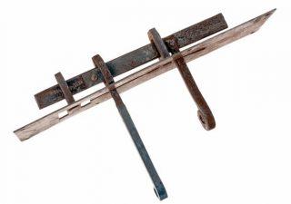 Viking Haithabu Kistbeslag
