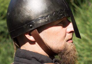 Noorman Helm zwart