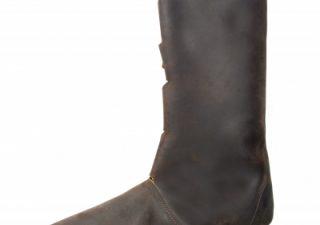 Wikinger Stiefel in Braun