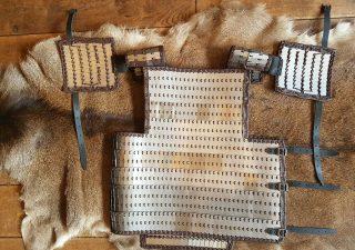 Viking Lamellar Staal / Viking lamellar steel