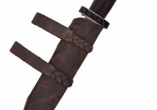 Viking Kort Sax kort met hoornen grip