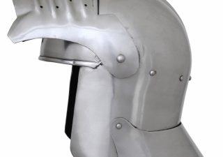 Sallet helm Italiaans 15e eeuws in M en L