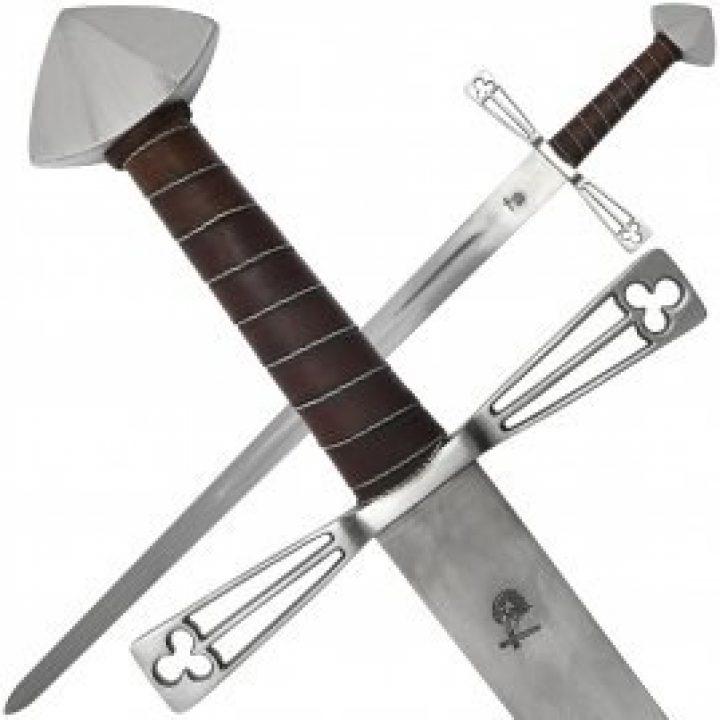 Middeleeuws 1 hand zwaard