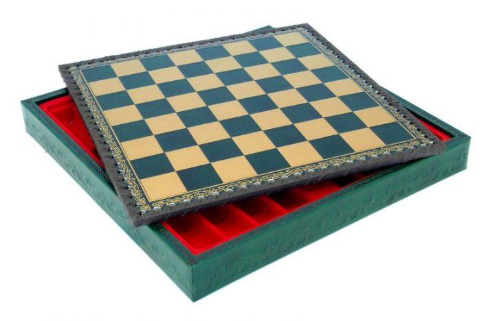 Schaakbord Letherlook