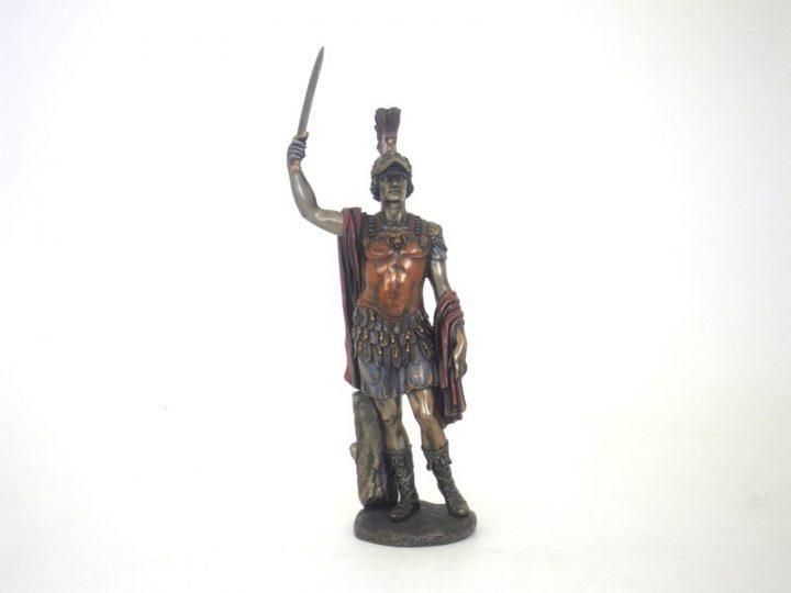 Romeinse Centurion Beeldje