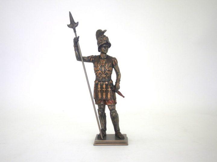 Romeinse Soldaat Beeldje