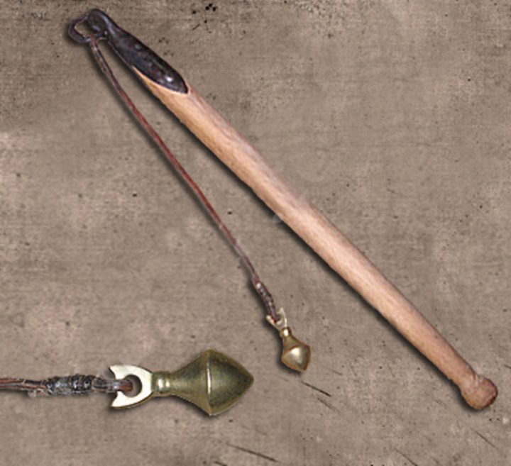 Flegel uit Rusland 11e eeuws