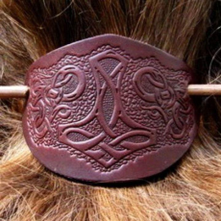 Haarspeld Viking Thorshammer Klein