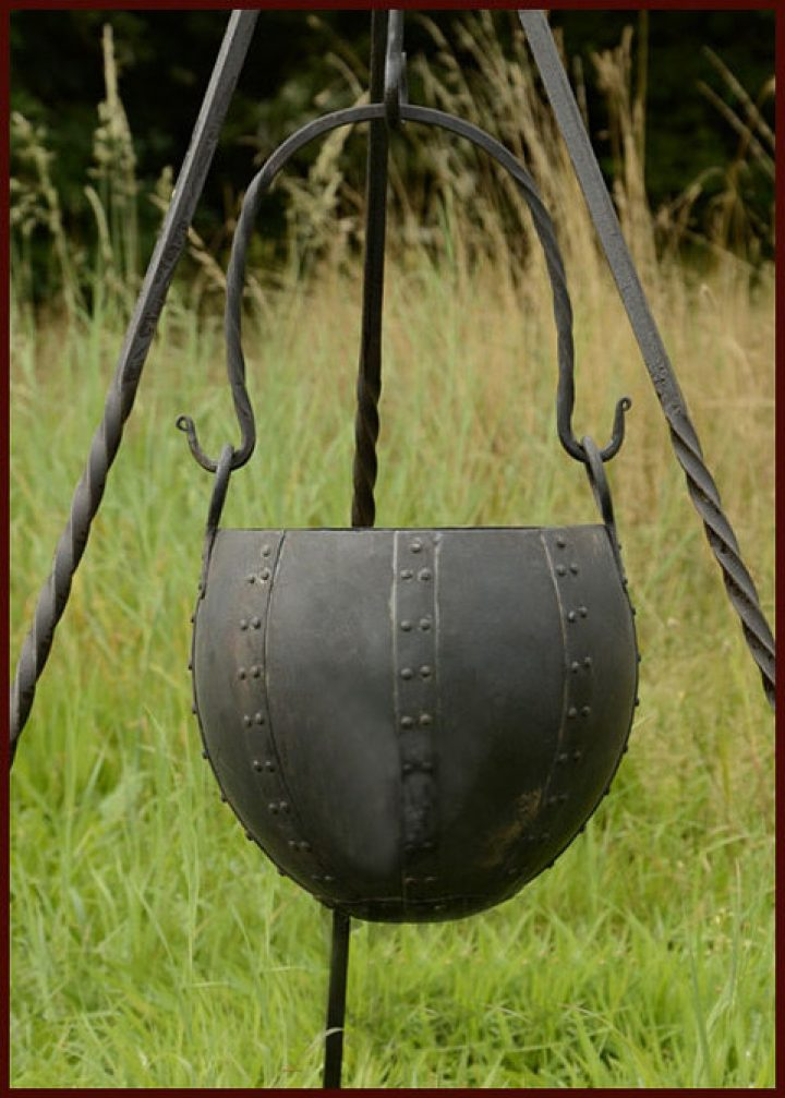Cauldron - Lagertopf, ca. 10 Liter DHBMULF-CP-49