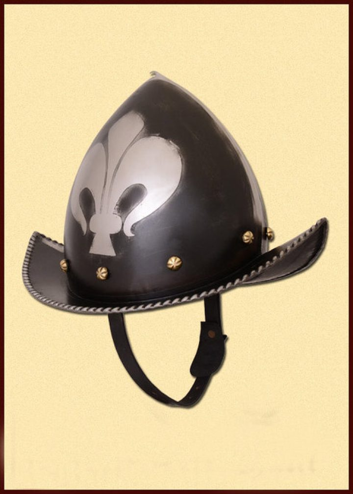 Morion Helm 16e eeuws
