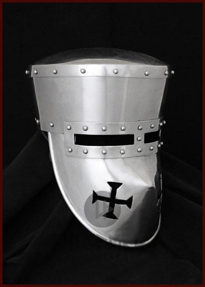 Kreuzritter Helm 12Jh.