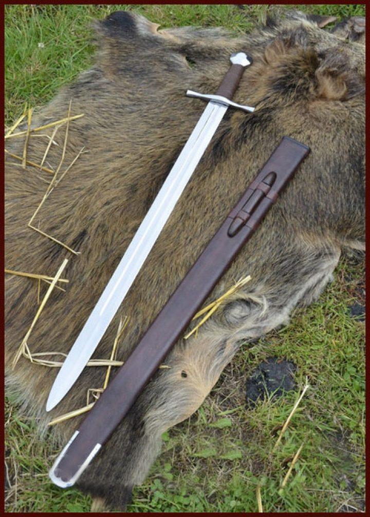 Kruisridderzwaard 13e eeuws deko