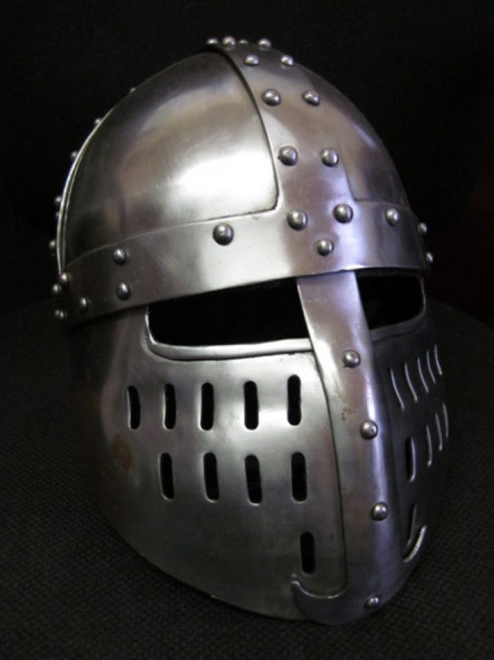 Noorman Helm ca. 1180 n.Chr. in S,M,L