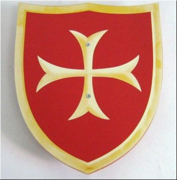 Kinder Kruisvaart Schild