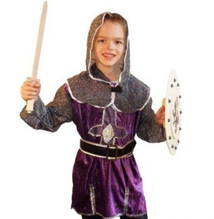 Kinder ridderpak