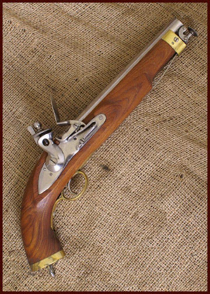 Duits Vuursteen Pistool 18e eeuws DHBM-2367100400
