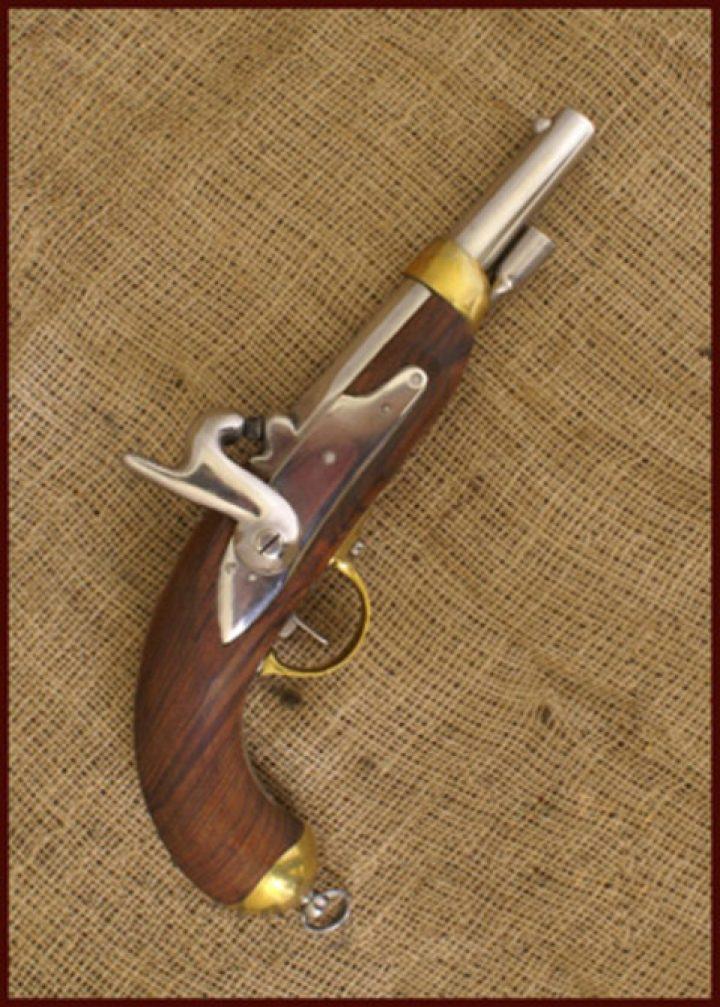 Frans Percussie Pistool c.1822 DHBM-2367100500