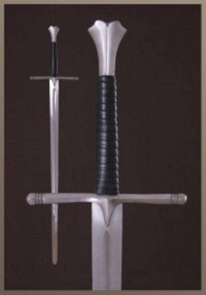 1.5 hand zwaard 15e-16e eeuw