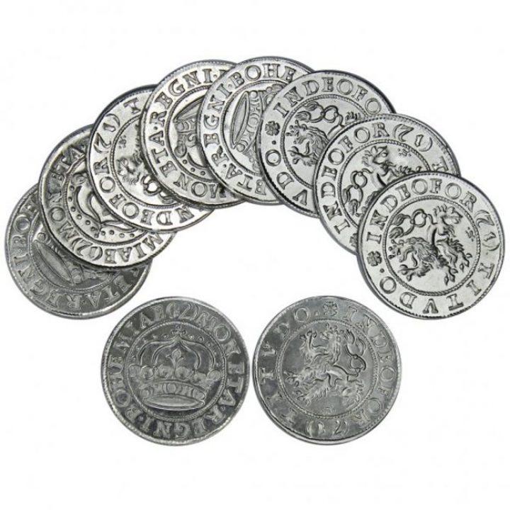 Twaalf Kruizers Tjech, 1620 munten