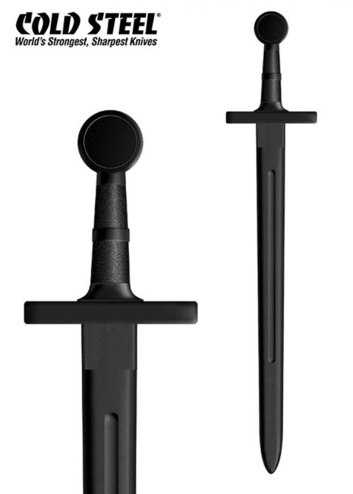 Mittelalterliches Trainingsschwert DHBM-CST-92BKS