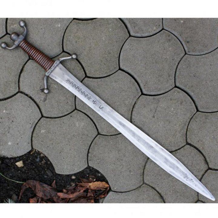 Keltischer Schwert hvmo-3504