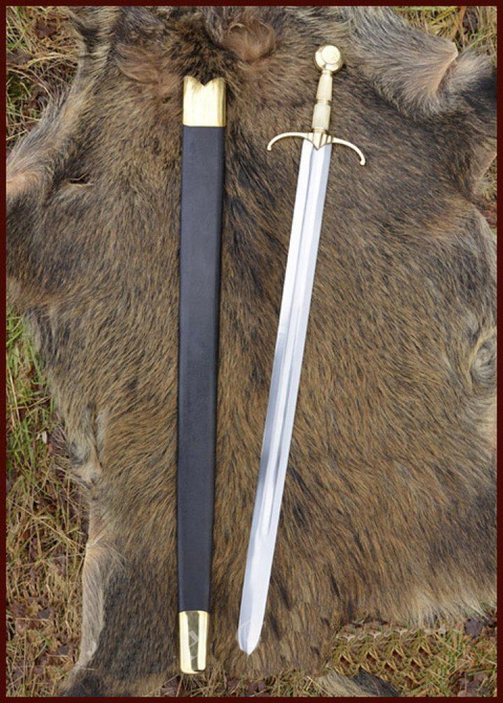 Guinegate zwaard van Maximilian I
