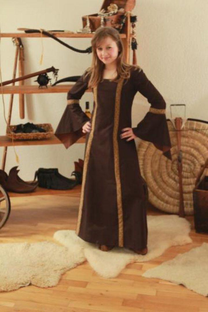Mittelalter Kinderkleid Weg ist Weg!