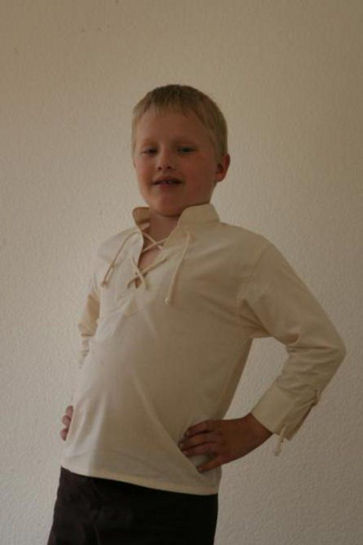 Kinder ridder hemd