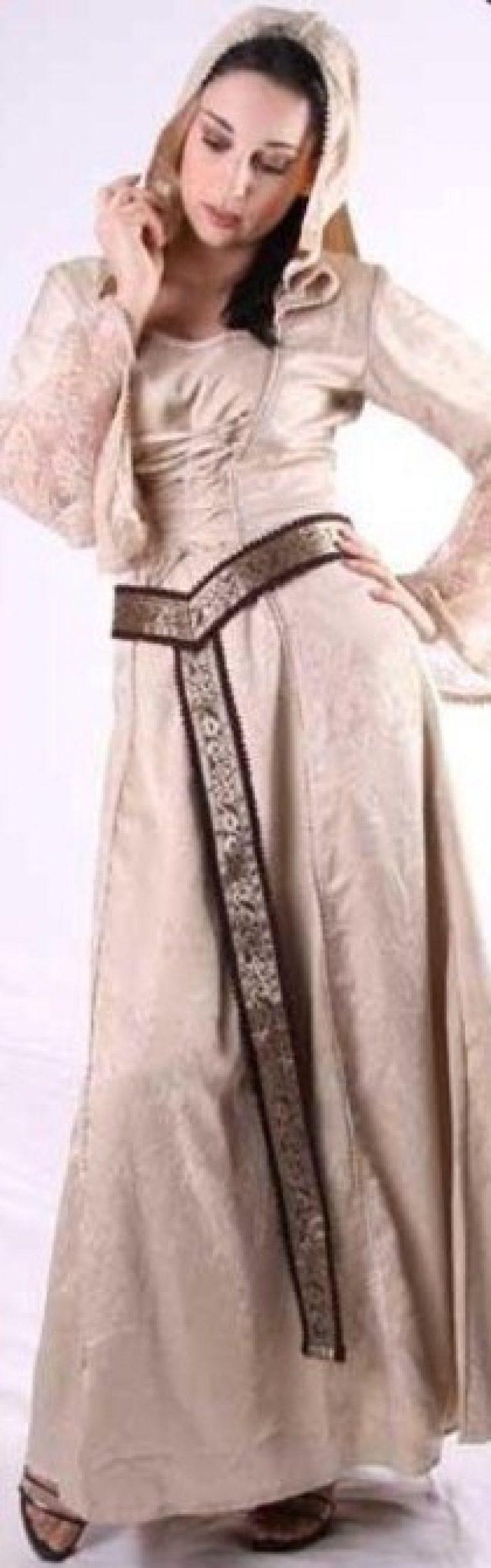 Middeleeuwse damesgordel