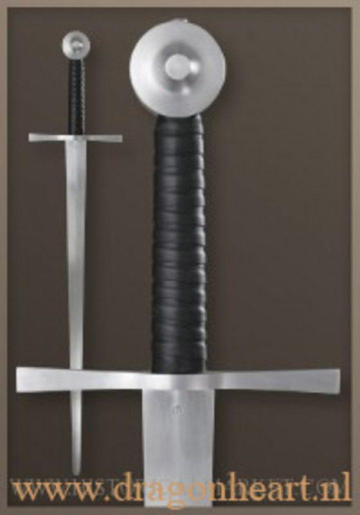 1 hand zwaard Battle van Grunwald rond 1410